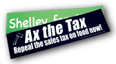 Economy Bumper Sticker