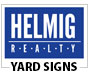 Promote you Business with Yard Signs