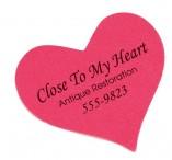 Heart Full Shape Emery Board