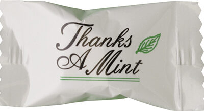 Thanks A Mint Foil
