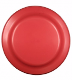 9 inch flyer Red