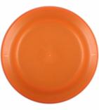 9 inch flyer neon orange