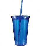 Acrylic Tumblers Blue