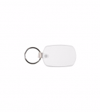 Flexible Key Tag White