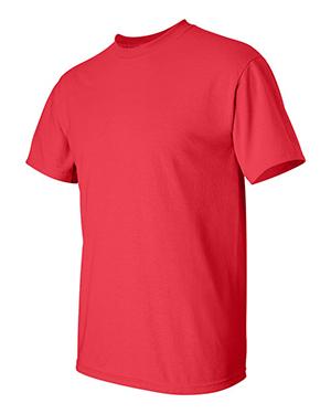 Gildan Red T Shirt 2000