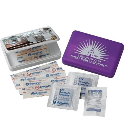 First Aid Kit Purple