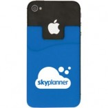 Cell Phone Wallet – Blue