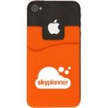 Cell Phone Wallet – Orange